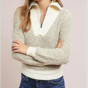 Anthropologie MOTH Kiruna Popover Sweater